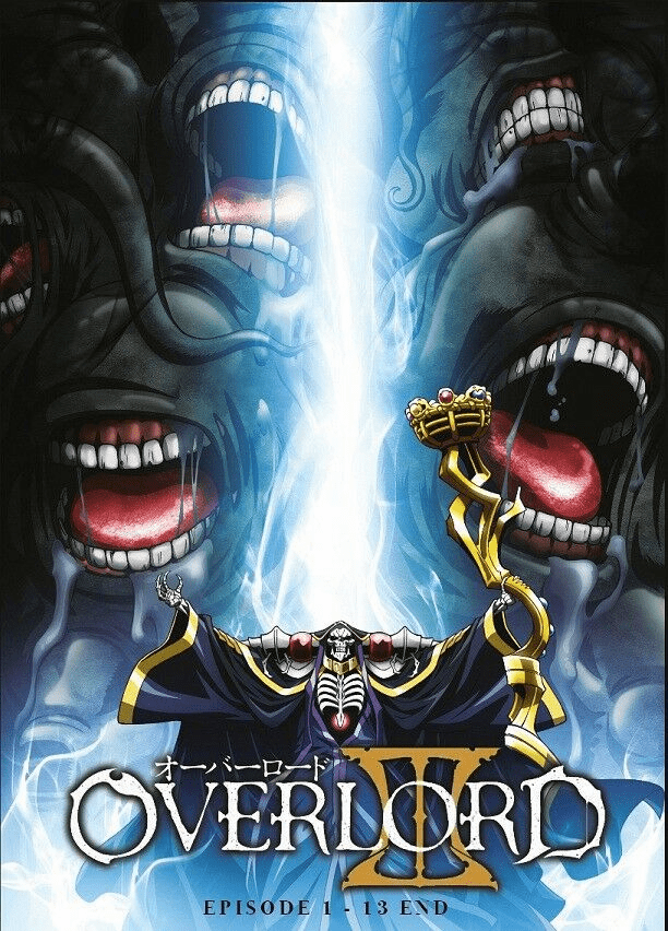 Overlord Season 3 Series (1-13 End) English Subtitle
