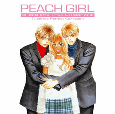 Peach Girl ~ Tv Series Perfect Collection English Dubbed