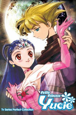 Petite Princess Yucie ~ Tv Series Perfect Collection English Dubbed