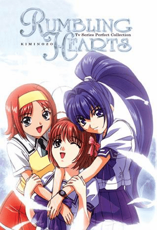 Rumbling Hearts ~ Tv Series Perfect Collection