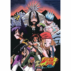 Shaman King Complete Box set 1 - 64 End