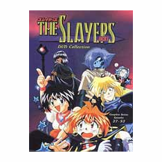 Slayers Next (3 discs)