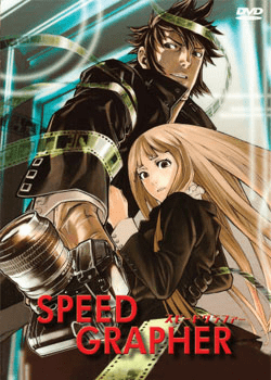 Speedgrapher (3 discs)
