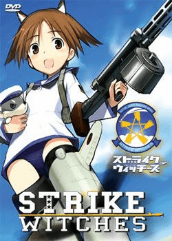 Strike Witches (1 disc) English Dubbed