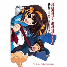 The Melancholy of Haruhi Suzumiya ~ Tv Series Perfect Collection English Dubbed