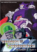 Transformers ~ Season 3 Part 1 ~ The Perfect Collection