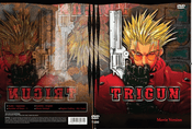 Trigun Movie (1 discs)