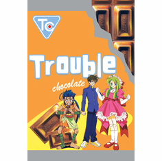 Trouble Chocolate ~ Complete DVD Perfect Collection English Dubbed