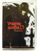 Vampire Hunter D Movie Collection (1 disc)