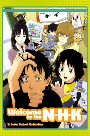 Welcome to the NHK ~ Tv Series Perfect Collection English Dubbed