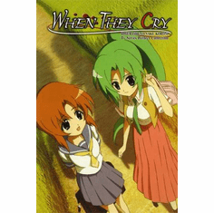 When They Cry - Higurashi ~ Tv Series Perfect Collection English Dubbed