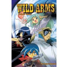 Wild Arms - Twilight Venom (TV) ~ The Perfect Collection English Dubbed