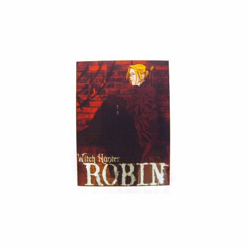 Witch Hunter Robin (3 discs)