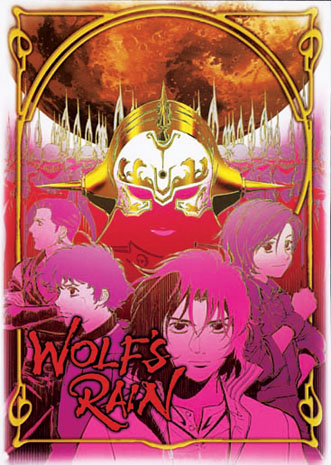 Wolf's Rain ~ Tv Series - The Perfect Collection (Complete 1-30) English Dubbed