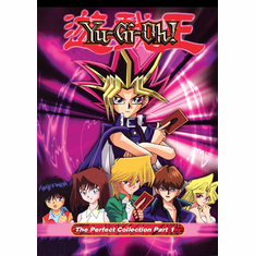Yu-Gi-Oh ~ The Perfect Collection Part 1  ENGLISH