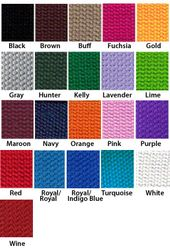 """1 1/4"""" Cotton Webbing by the yard"""