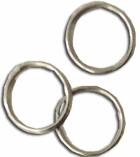 "1/2"" Rings (bag of 50)"