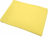 100% Cotton Interlock Receiving Blanket - YELLOW