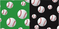 Clearance Priced - Baseball - QuickStitch Embroidery Paper