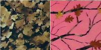 Clearance Priced - Camouflage - QuickStitch Embroidery Paper