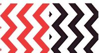 Clearance Priced - Chevron - QuickStitch Embroidery Paper