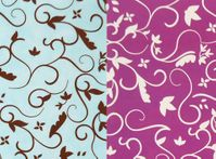 Clearance Priced - Swirl Filagree - QuickStitch Embroidery Paper