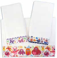 Decorative Burp Cloths