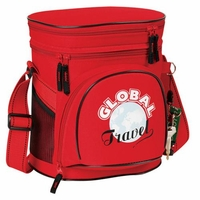 "Double Compartment  ""Golf"" Cooler"