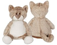 "EB Embroider Buddy - 16"" Claire Cat"