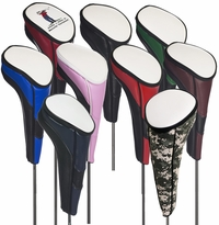 Embroiderable Golf Head Cover - Premier Performance Magnet Covers.