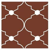 Clearance Priced - Honeycomb - QuickStitch Embroidery Paper - BROWN