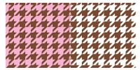 Clearance Priced - Houndstooth - QuickStitch Embroidery Paper