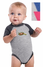 Infant Baseball Fine Jersey Bodysuit - $8.60