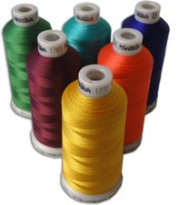 Madeira Poly 1100 yd Spool - Special Sale Pricing - $2.95