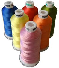 Madeira Rayon 1100 yd Spool - Special Sale Pricing - $3.65