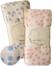 Muslin Swaddle Blanket - $9.00 each