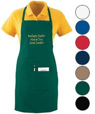 OVERSIZED Waiter Apron with Pockets