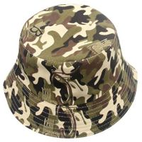 Patterned Childrens' Bucket Hat - Camo