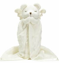 Classic Prayer Bear Security Blankie