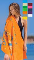 Premium Velour Beach Towel