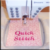 *Clearance - Just .25 cents per sheet - QuickStitch Embroidery Paper