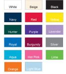 Terry Velour Towels - Many styles to choose from