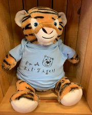 Tiger with T-shirt
