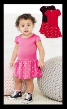 Toddler Polka Dot Dress