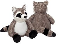 "EB Embroider Buddy - 16"" Rene Raccoon"