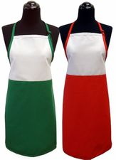 Christmas Two-Toned Aprons - Adult size - Only $11.50