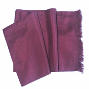 Burgundy Dashing Aviator Scarf