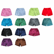 Choose-Your-Own Set of Three Satin Silk Boxers