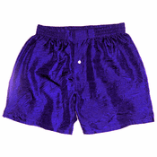 Cool Purple Silk Boxers