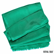 Emerald Green Dashing Aviator Scarf